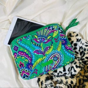 Vera Bradley iPad Mini Zipper Pouch
